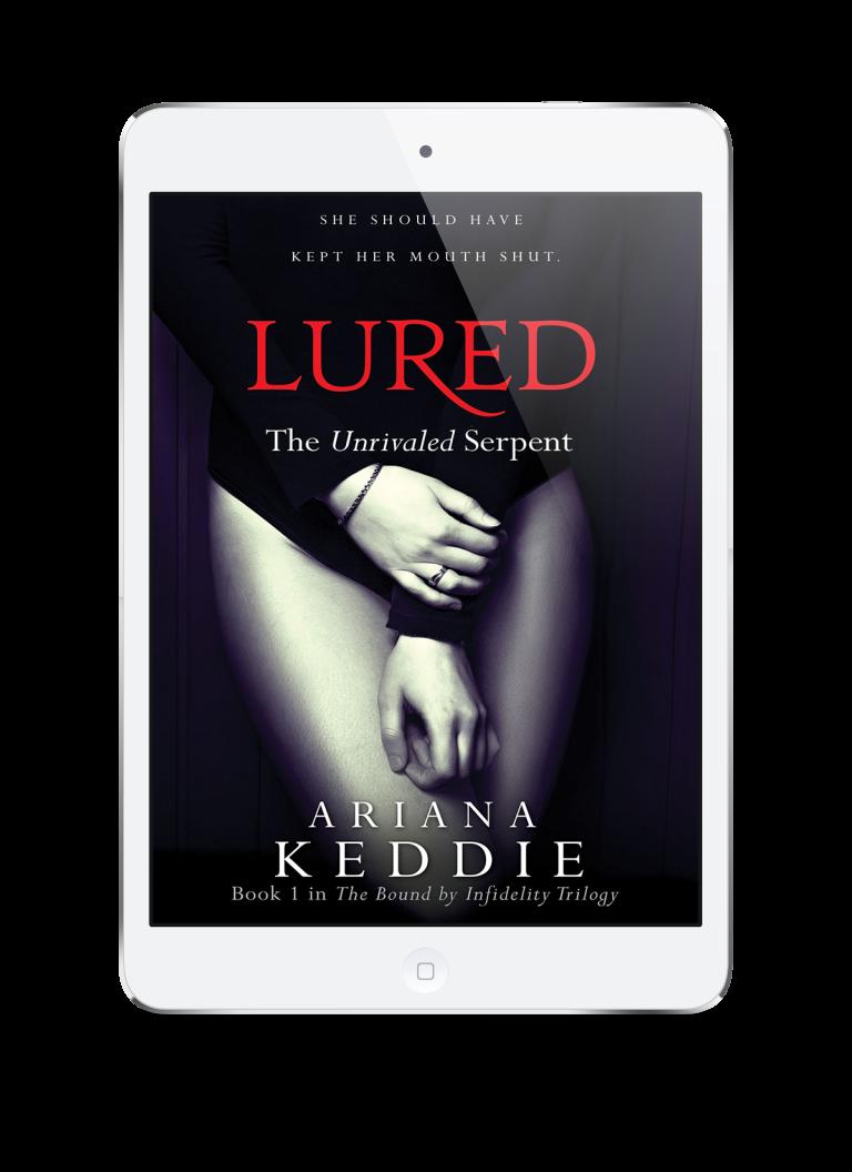 Ariana Keddie - Author of Erotic Romance